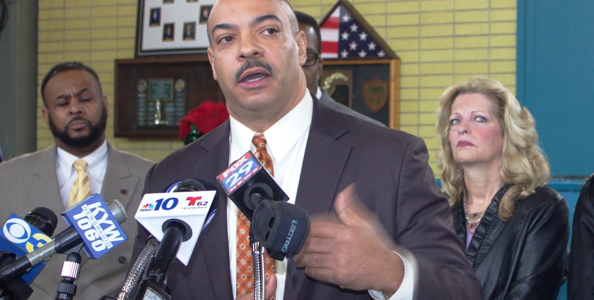 Seth Williams Philadelphia District Attorney