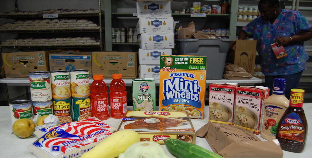 food pantries, food pantry