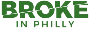 Broke in Philly logo