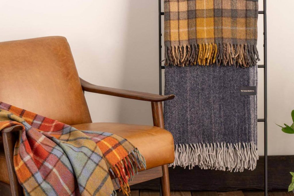 Blankets from United By Blue