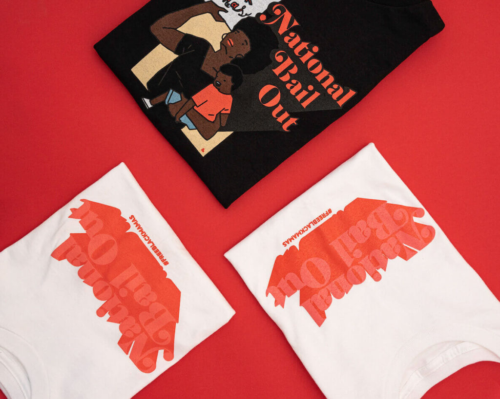 T-shirts designed by Monique Wray