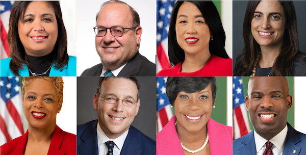 Potential Philadelphia mayoral candidates for 2023