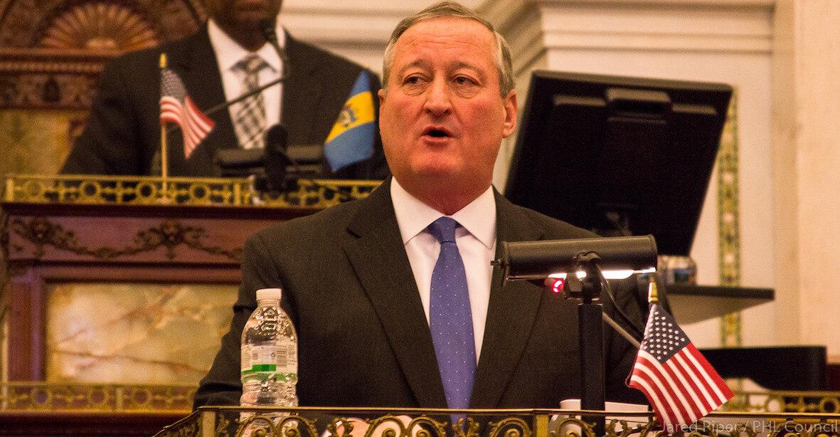 Mayor Kenney